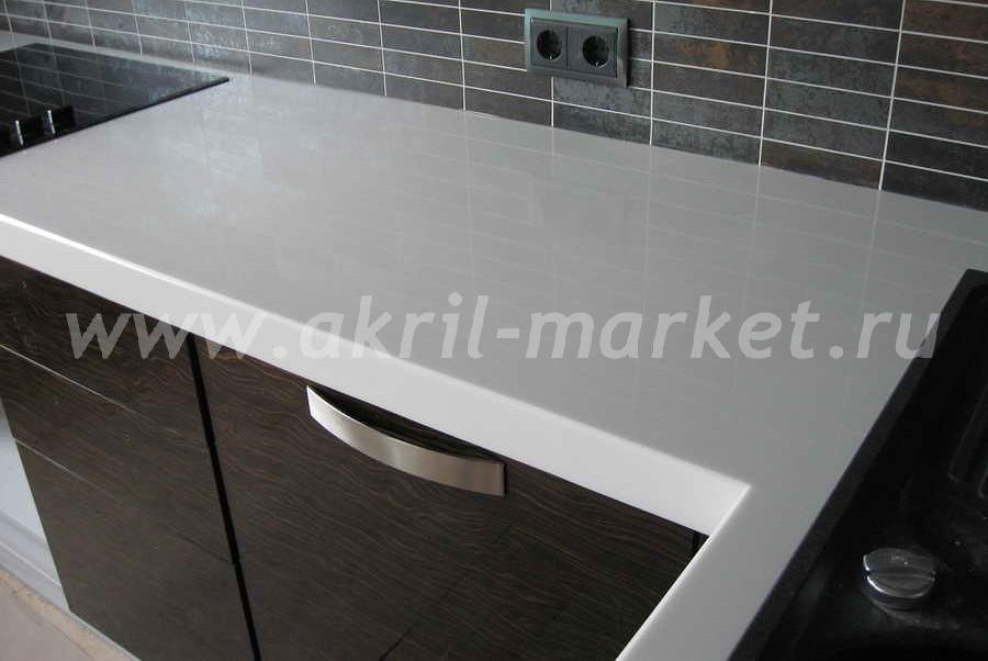 Искусственный кварц столешница на маркете купить новый искуственный стол Семхоз